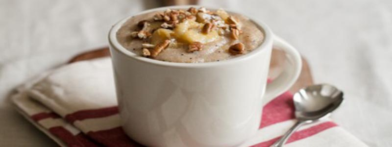 quick banana porridge recipe