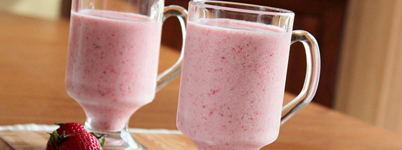 Strawberry Smoothie Recipe