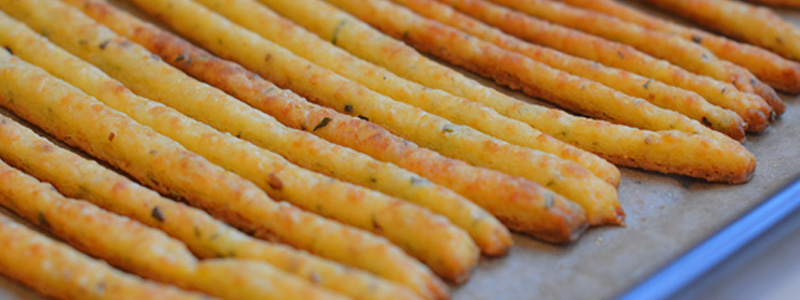 best cheese straw recipe