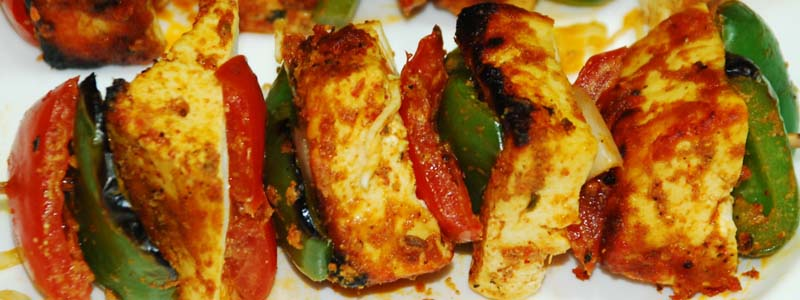 Simple Paneer Tikka Recipe at Home