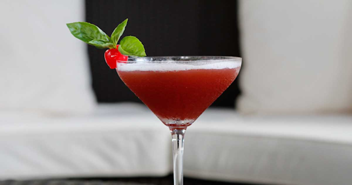 Seduction Cocktail Recipe