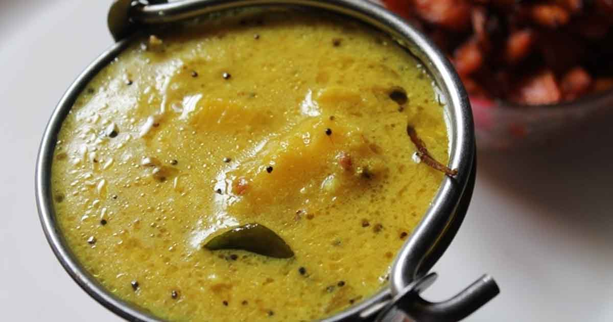 Mor Curry Recipe