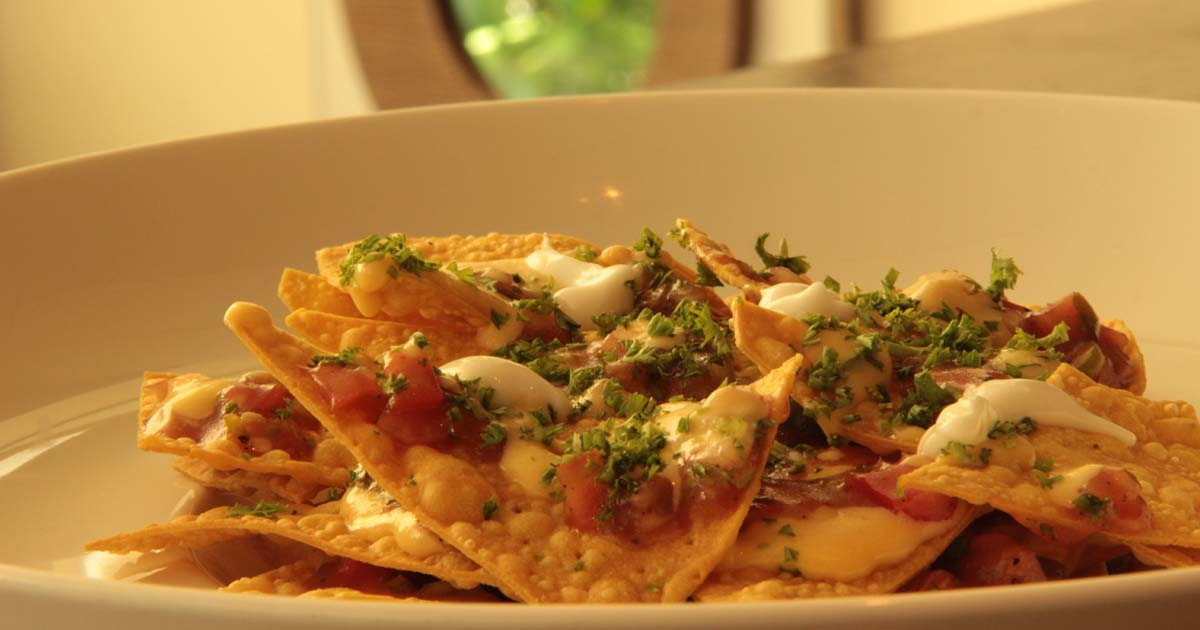 Nachos Piled Up Recipe Image