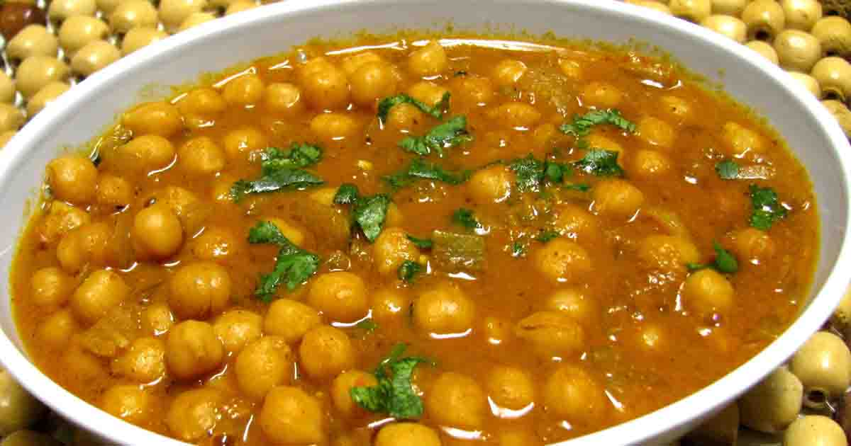 Chana Masala Recipe