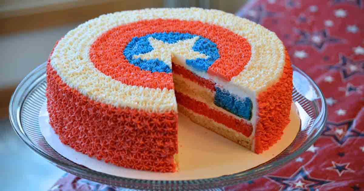 Fourth Of July Cake Recipe