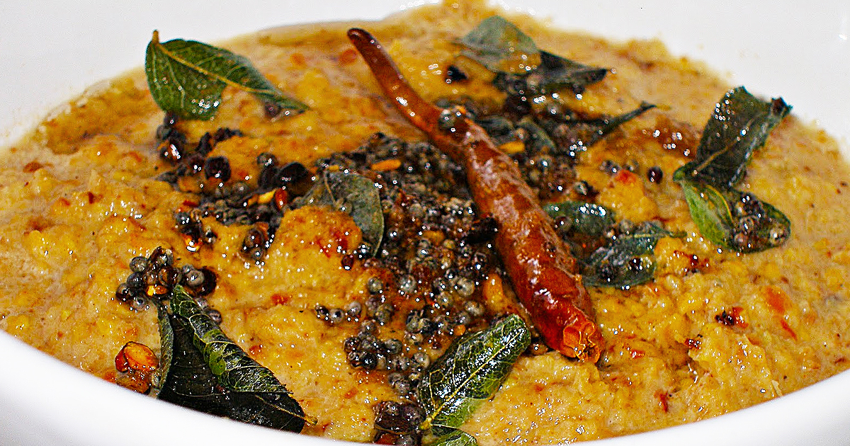 inji thuvaiyal Recipe