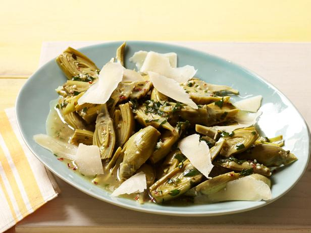Braised Baby Artichokes Recipe