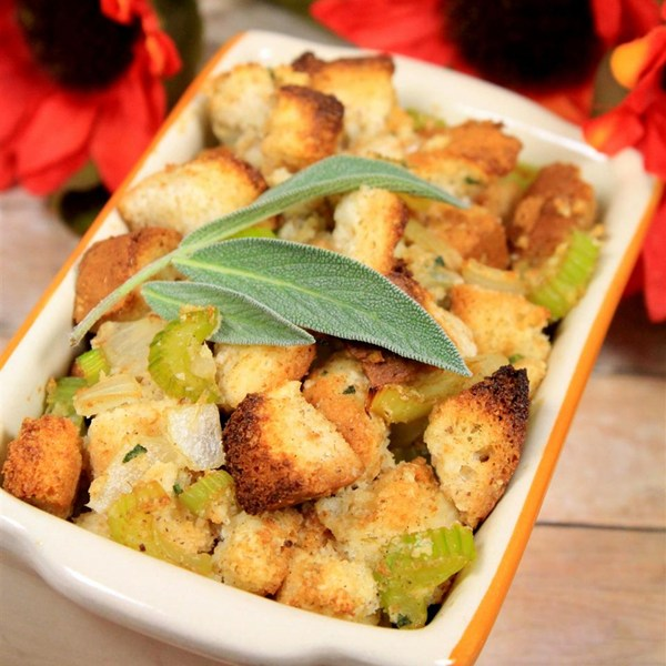 Gluten Free Thanksgiving Stuffing Recipe