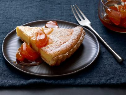 Goat Cheese Tart With Honeyed Apricots Recipes