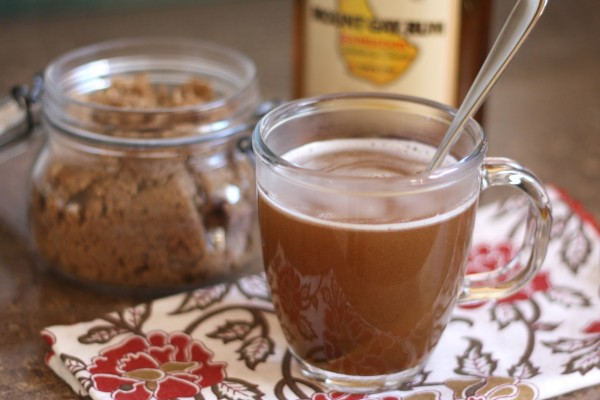 Hot Buttered Rum Mix Recipe
