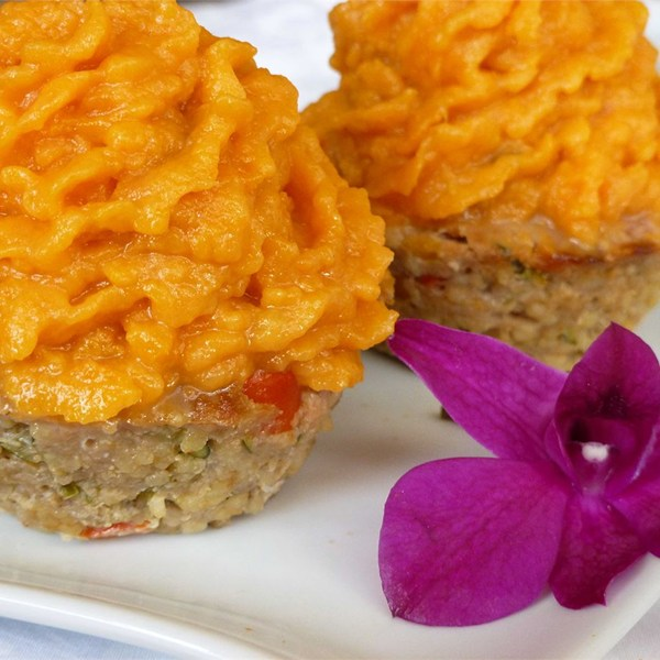 Mashed Sweet Potatoes Recipe