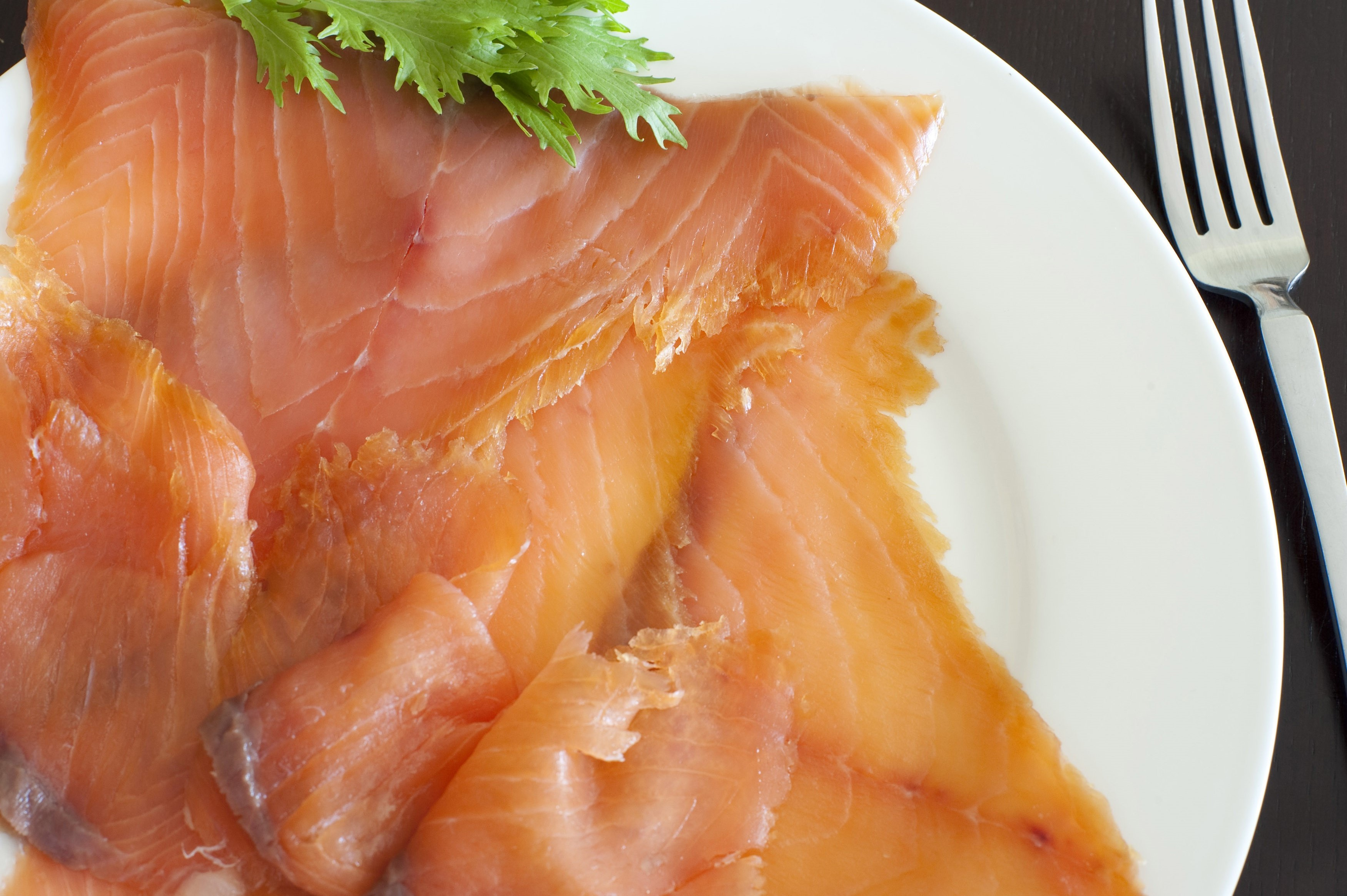 Cured And Smoked Salmon Recipe