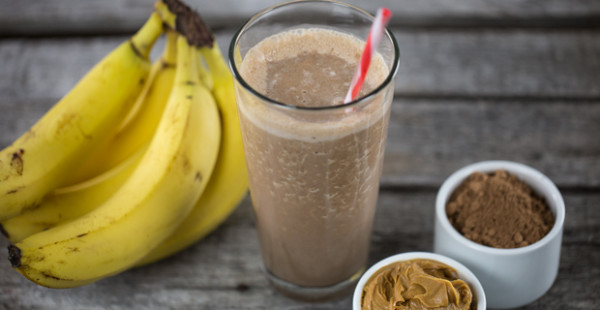 Chocolate Peanut Butter Smoothie Recipe