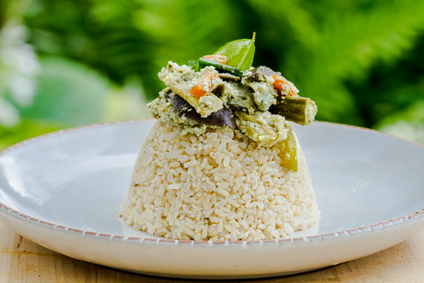 Avial Rice Recipe