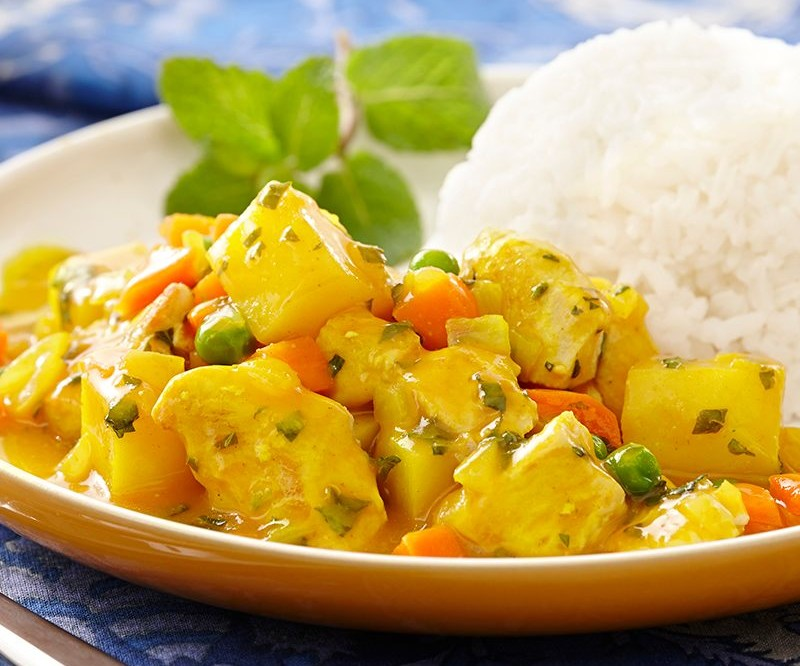 Chicken Cau Cau Recipe
