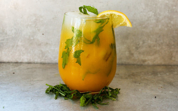 Mango Mint Lemonade Recipe