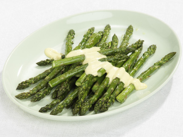 ASPARAGUS TARRAGON HOLLANDAISE RECIPE