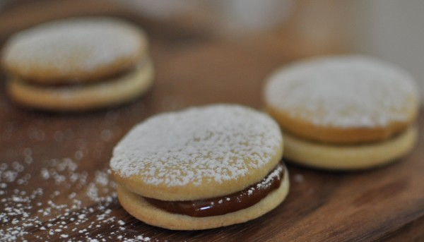 DULCE DE LECHE BISCUITS RECIPE