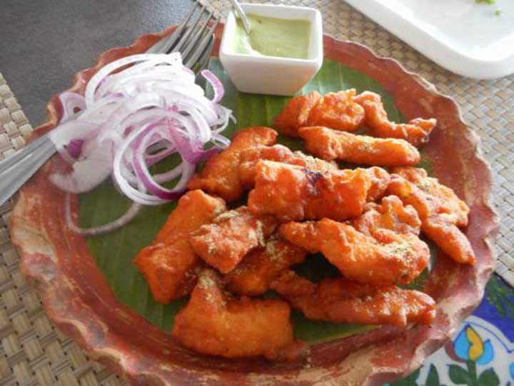Amritsari Fish Recipe