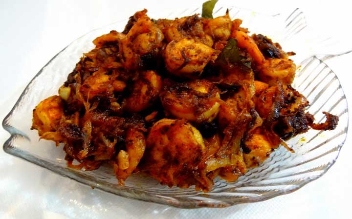 Prawn Fry Recipe