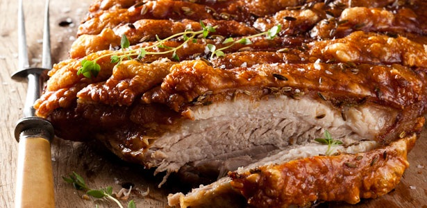 ROASTED PORK BELLY RECIPE