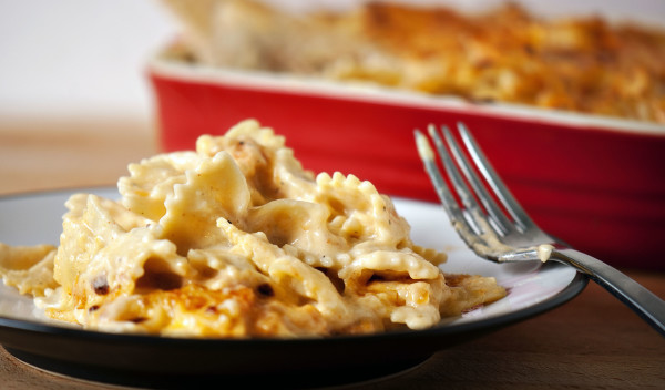 MACARONI AND CAULIFLOWER BAKE RECIPE