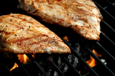 Ginger and Lemon Grilled Chicken Recipe