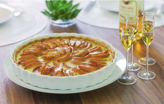 Tarte Normande Recipe