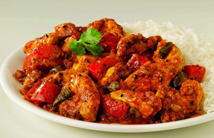 Chicken Jalfrezi Recipe