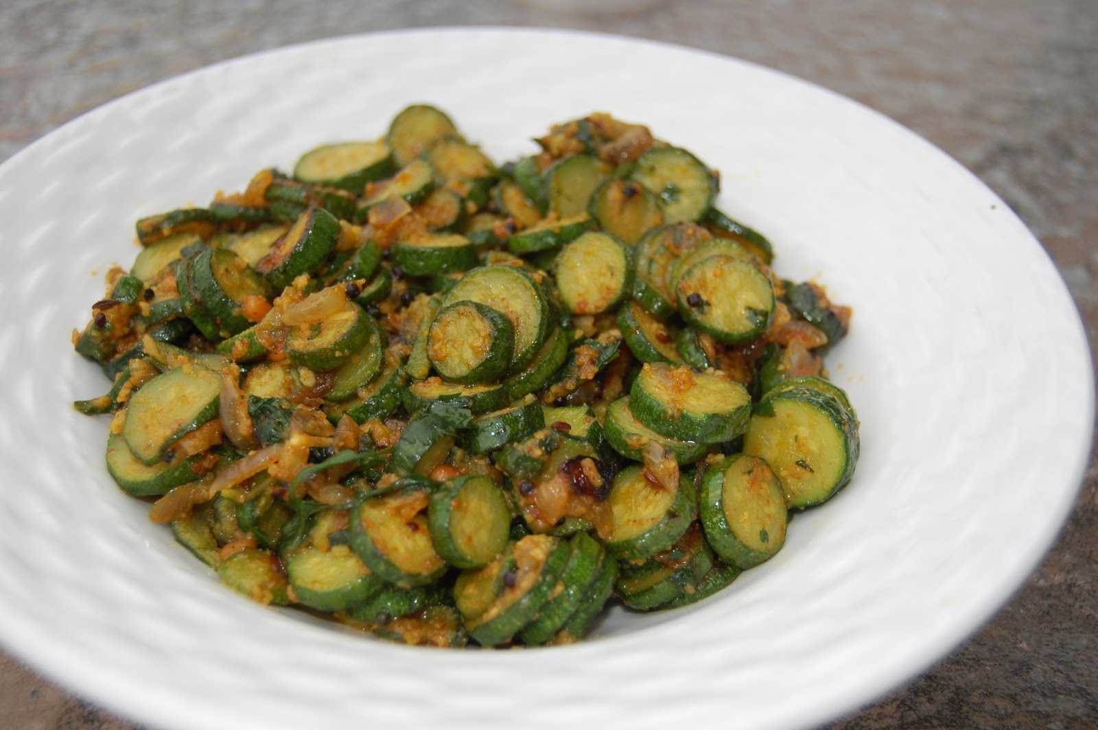 Mushy Zucchini Recipe