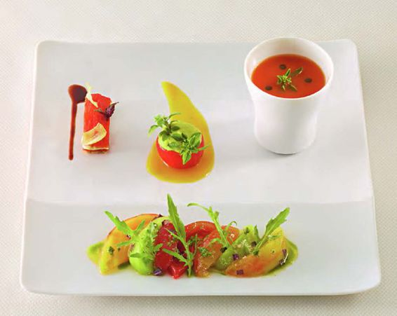 Heirloom Tomato Tasting Recipe
