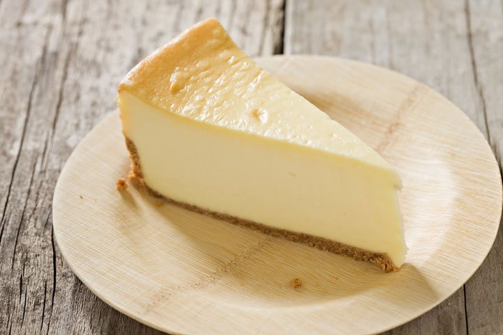 FRIENDS Cheesecake Recipe