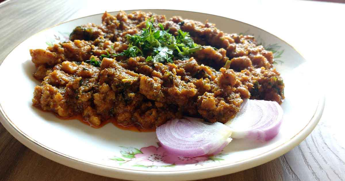 chicken-keema-recipe
