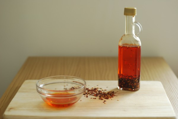 Chili-Infused Oil Recipe