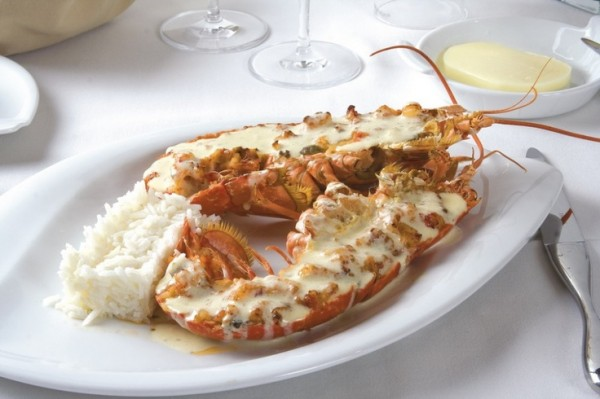 Homard Thermidor Recipe