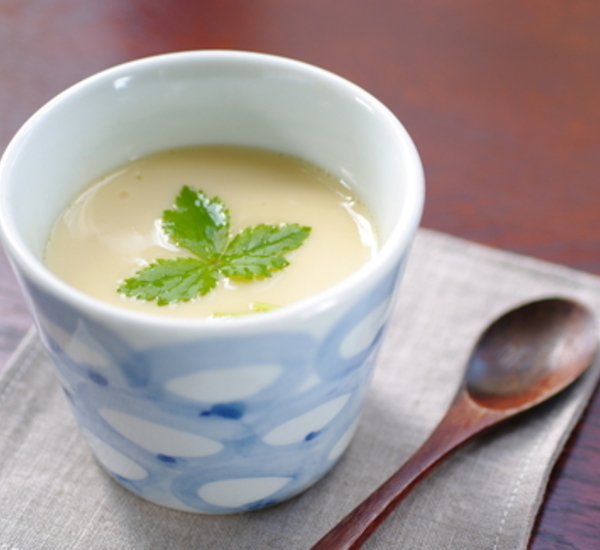 Steamed Egg Custard (Chawan Mushi) Recipe