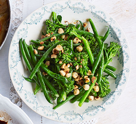Broccoli And Green Beans Recipe