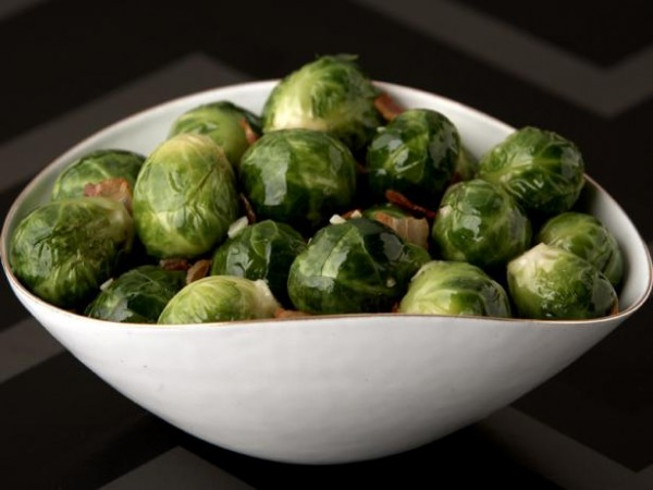 Brussels Sprouts With Pancetta Recipe