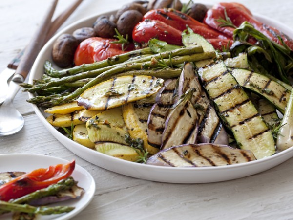 Giada's Grilled Vegetables Recipe