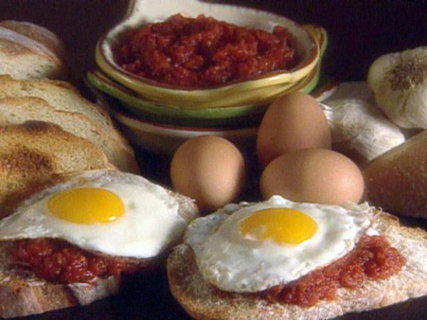 Italian Egg Sandwich Recipe