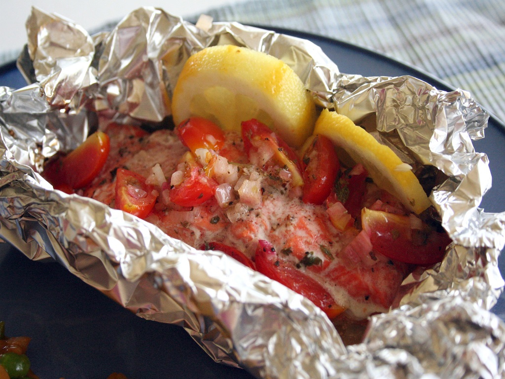 salmon-baked-in-foil-recipe