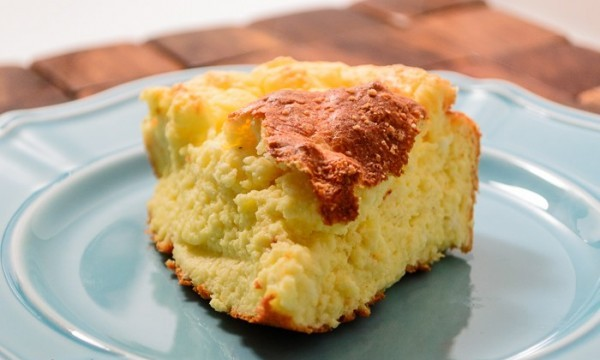 Souffle Au Fromage Recipe