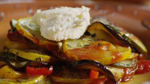 Disney's Ratatouille Recipe