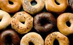 Bagels in New York