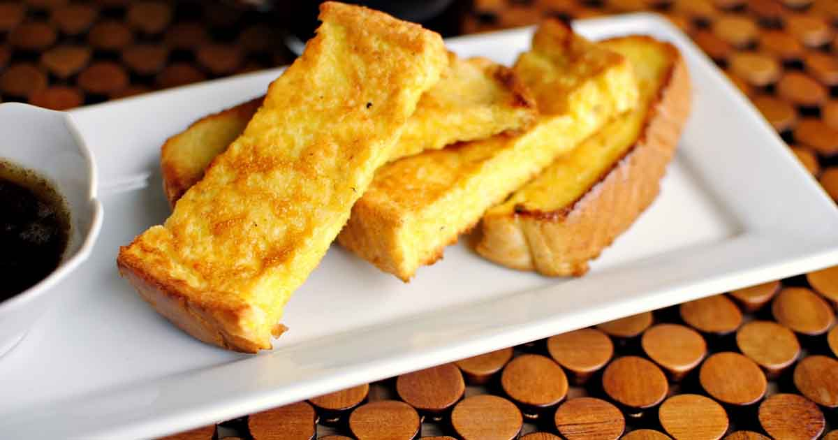Modern Family Manny's French Toast Sticks Recipe