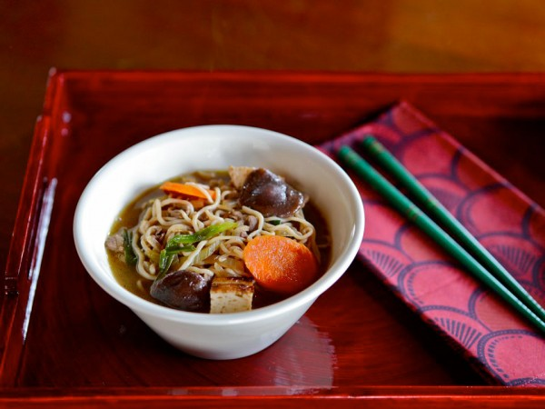 Sweet Soy Beef and Vegetable Hotpot Recipe