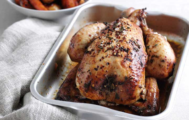 Game of Thrones Honeyed Chicken Recipe