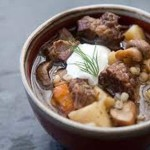 Game of Thrones Beef and Barley Stew Recipe