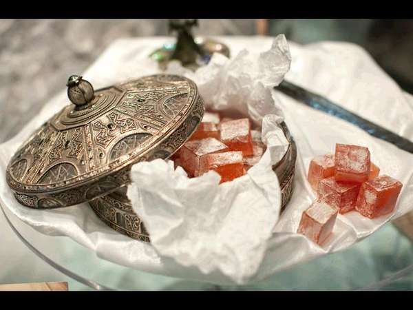 The Chronicles Of Narnia Turkish Delight Recipe