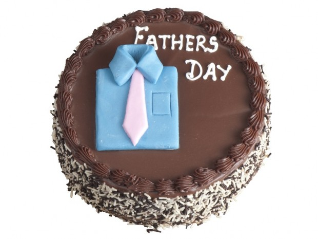 Tie and Shirt Fathers Day Cakes